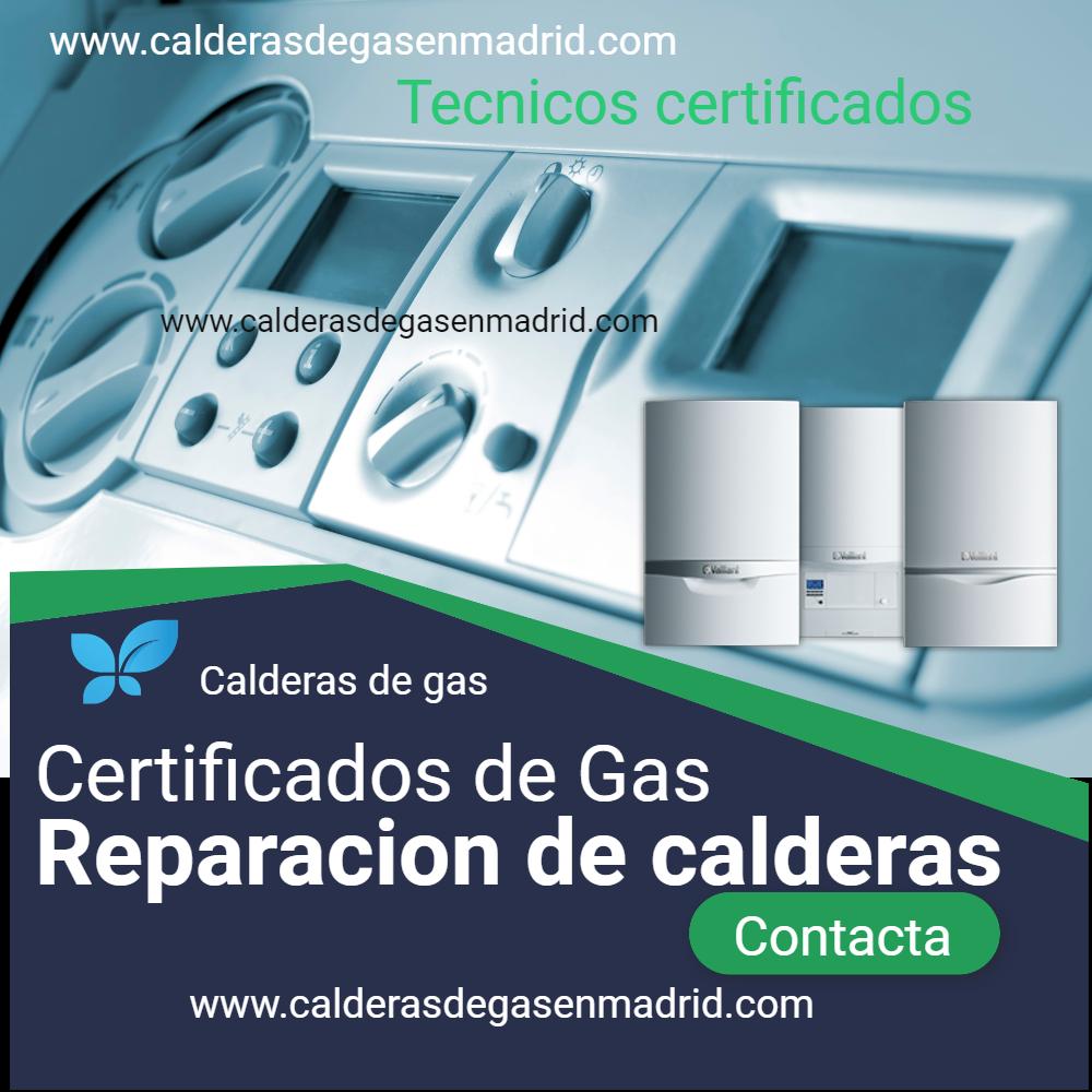 Certificados de gas o boletin de gas | Tipos